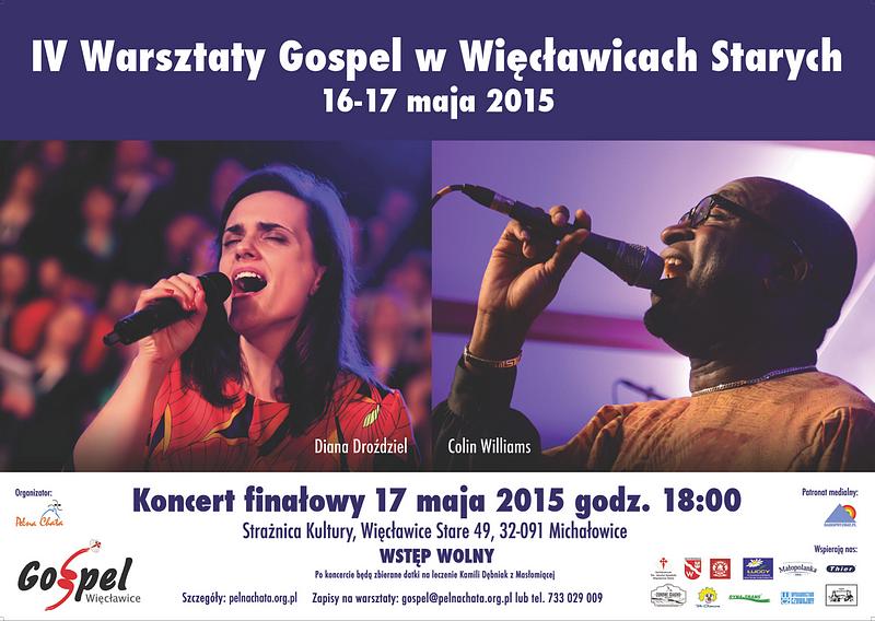 IV Warsztaty Gospel w Więcławicach