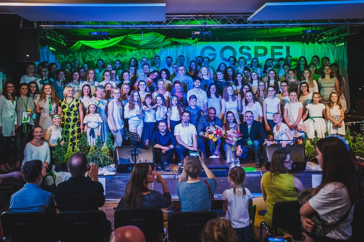 Charytatywny Finał VII Warsztatów Gospel