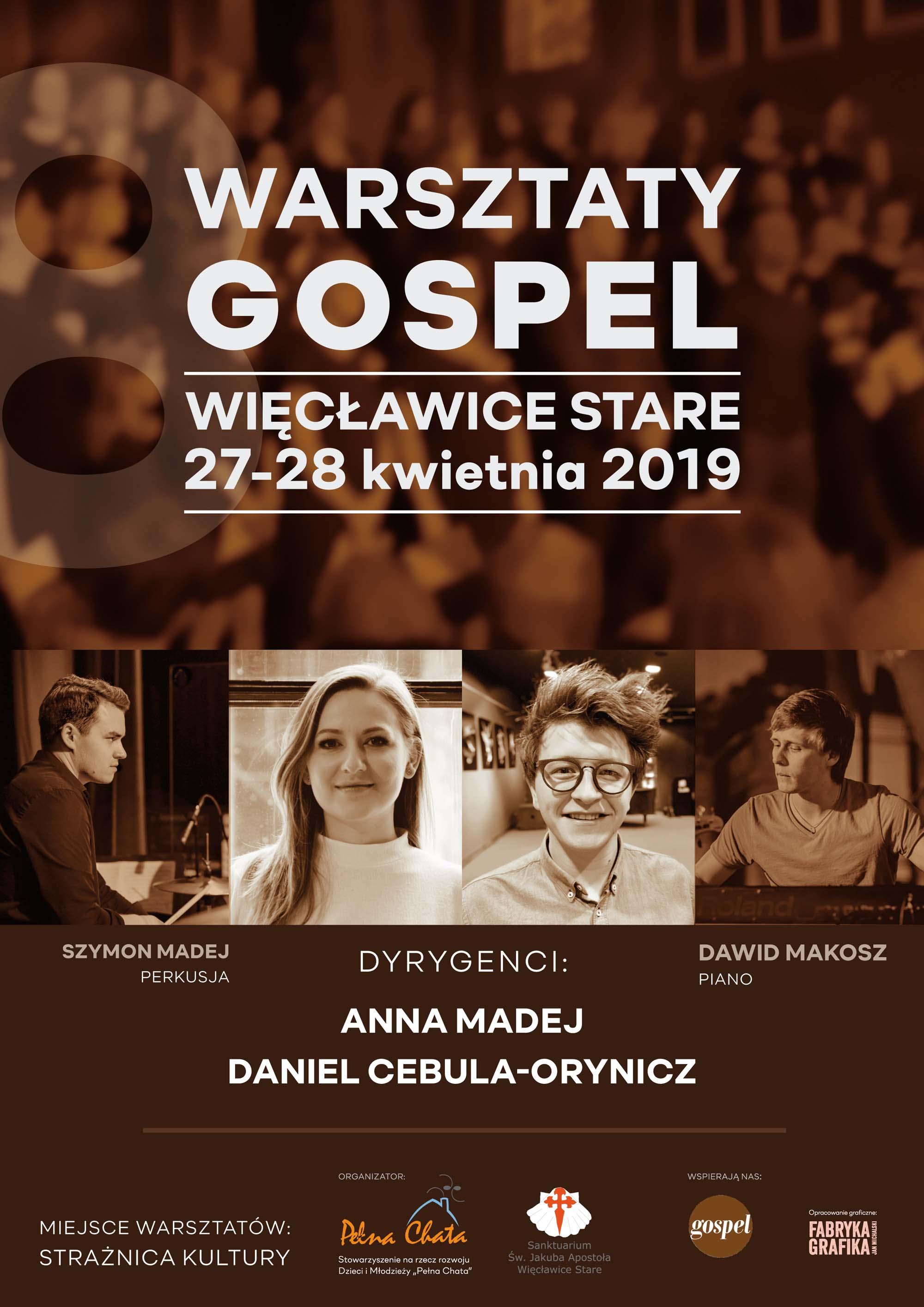 Czas na Gospel 2019