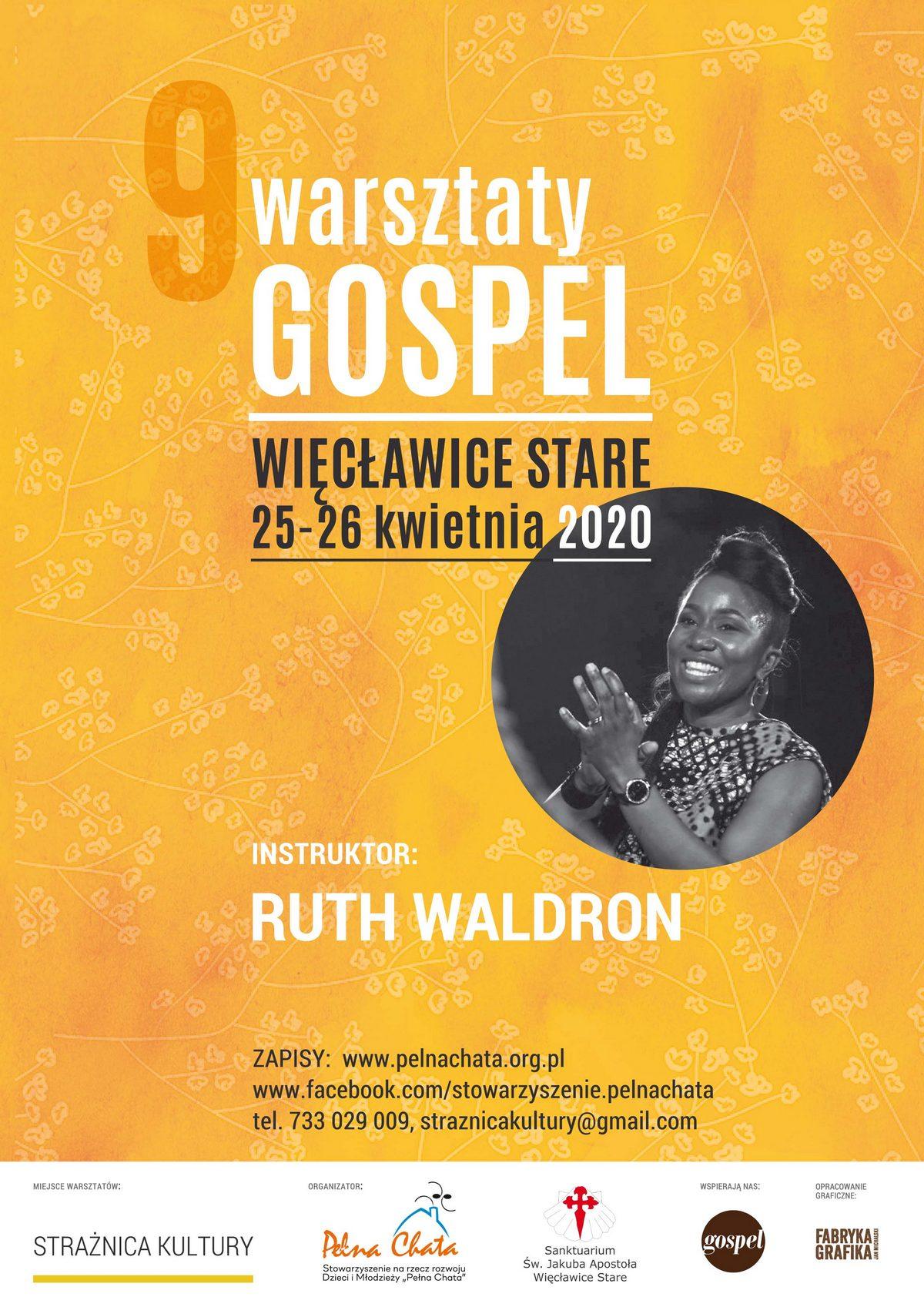 9 Warsztaty Gospel nadchodzą!