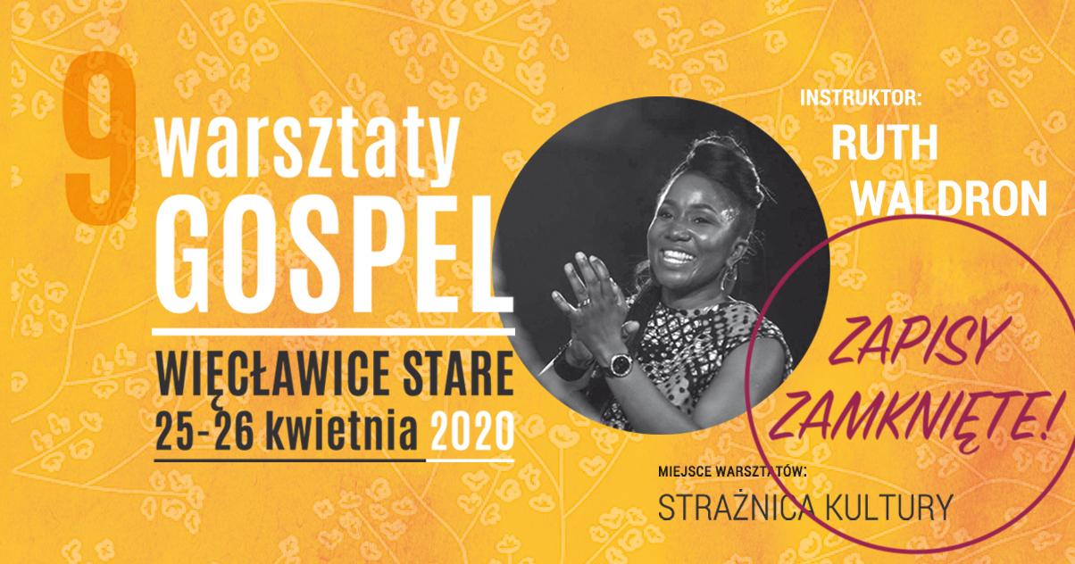 Zapisy na 9 Warsztaty Gospel w Więcławicach – ZAMKNIĘTE!