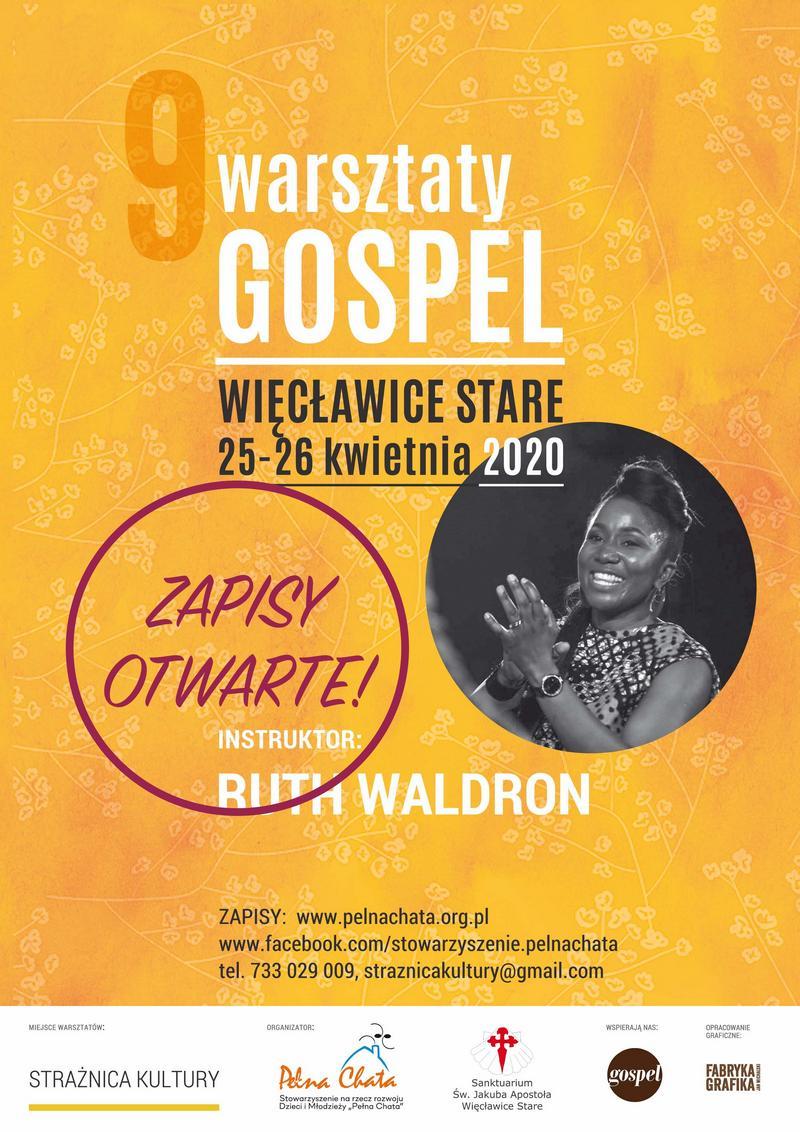 Zapisy na 9 Warsztaty Gospel w Więcławicach ruszyły!